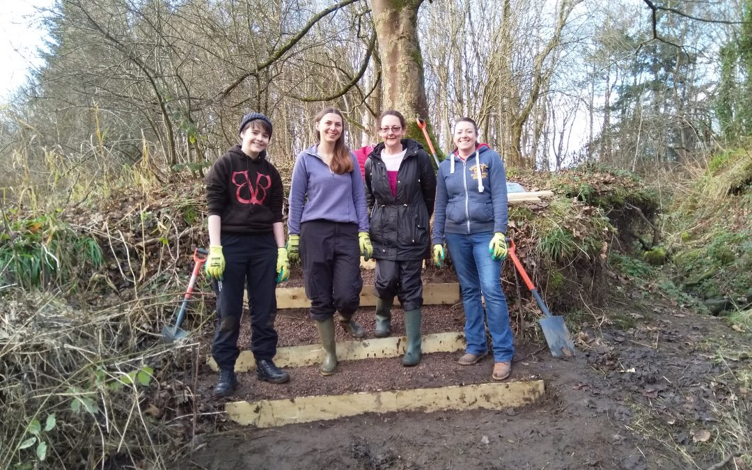 Craigshill Conservation Volunteers