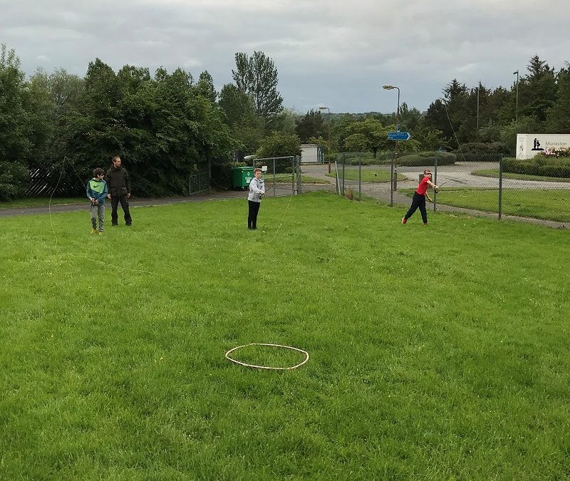 9th West Lothian Scouts Fishing Night