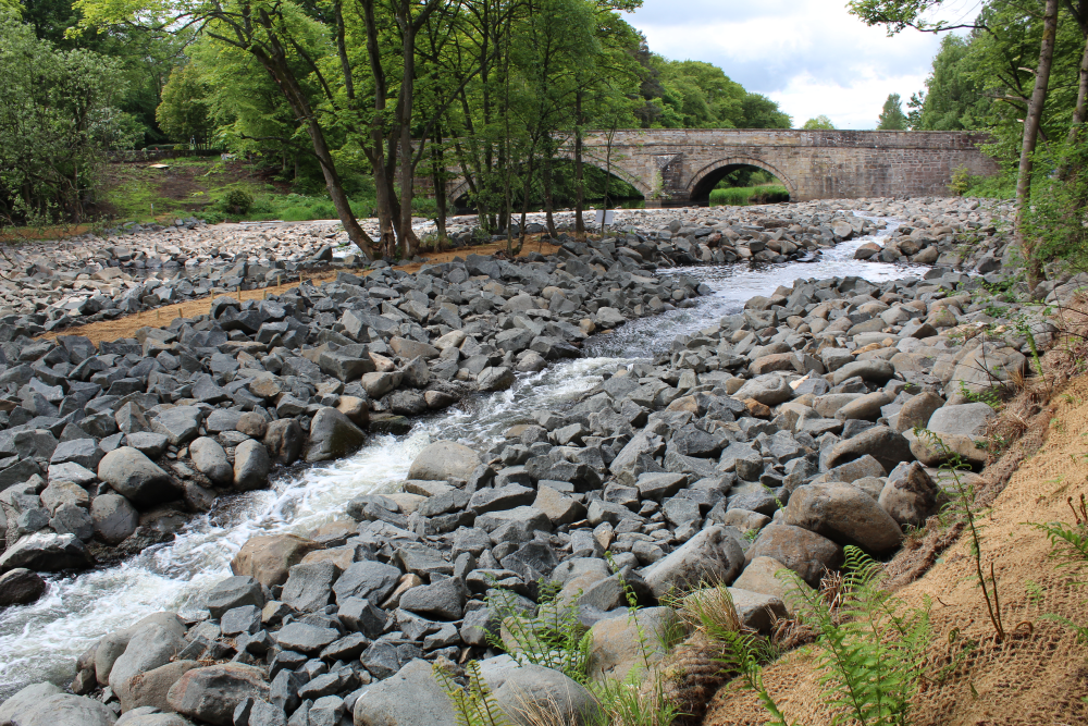 Science Team Q&A sessions at Howden Weir