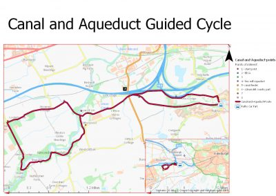 Canal and Aqueduct Guided Cycle