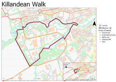 Killandean Walk