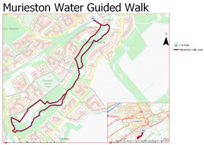 Muireston Water Guided Walk