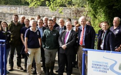 Official West Lothian Opening of Howden Rock Ramp