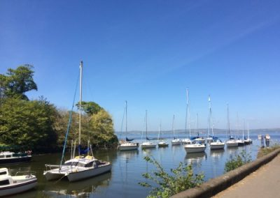 Cramond Boats