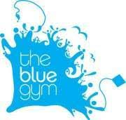 Blue Gym logo